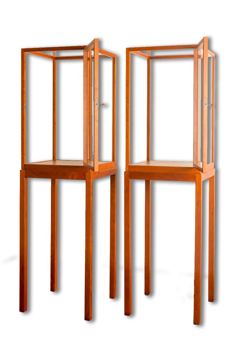 Holz Ausstellungsvitrinen Nach Mass In Manufaktur Qualitat Edle